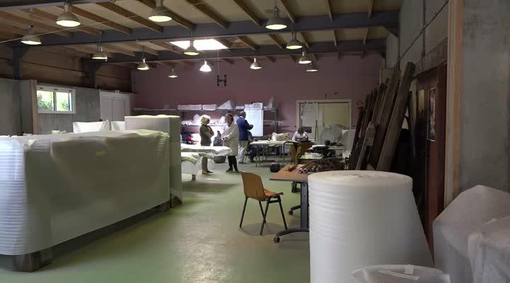 Thumbnail La conserverie Legall premiers pas vers la restauration