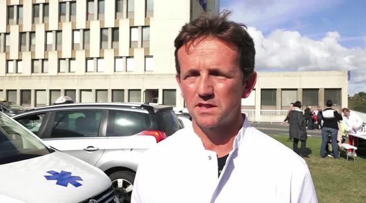 Thumbnail Saint-Brieuc : 120 médecins démissionnent