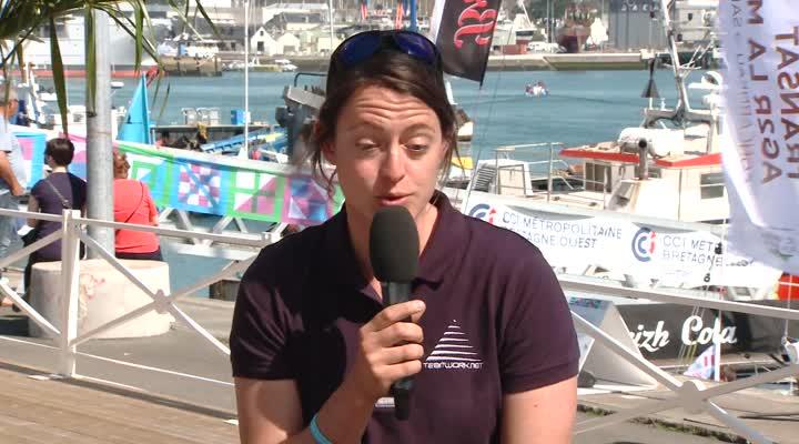 Thumbnail Le Café de la Marine du Télégramme spécial AG2R