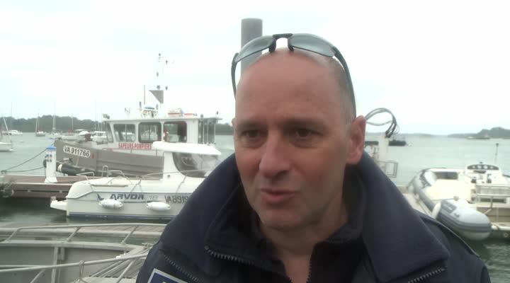 Thumbnail Sécurité en mer : opération