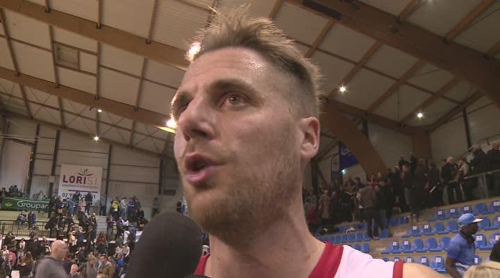 Thumbnail Basket (N1M) : le derby pour l'UJAP Quimper sur le parquet du Cep Lorient