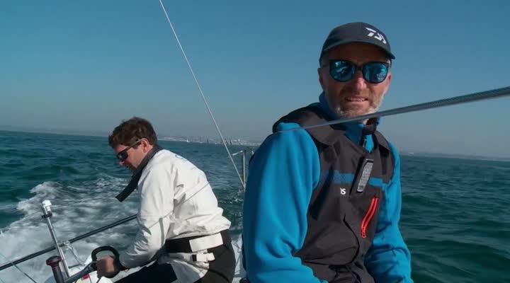 Thumbnail Le Café de la Marine du Télégramme avec Michel Desjoyeaux