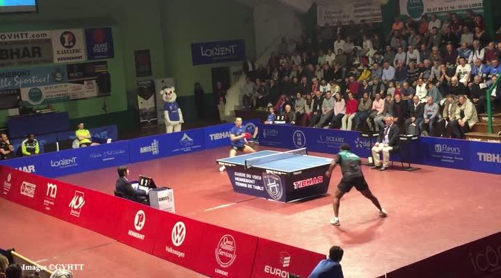Thumbnail Tennis de table - ETTU Cup :