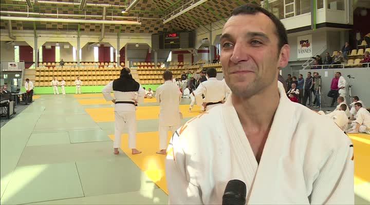Thumbnail (Judo) les finales régionales à Kercado
