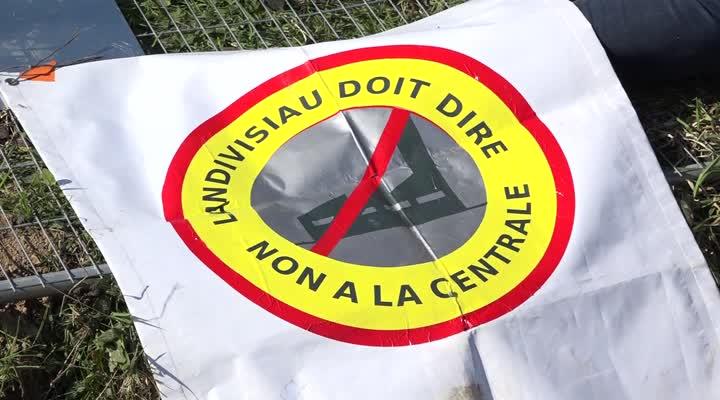 Thumbnail Centrale de Landivisiau : Le conseil d'état reconnait l'avis de Force 5