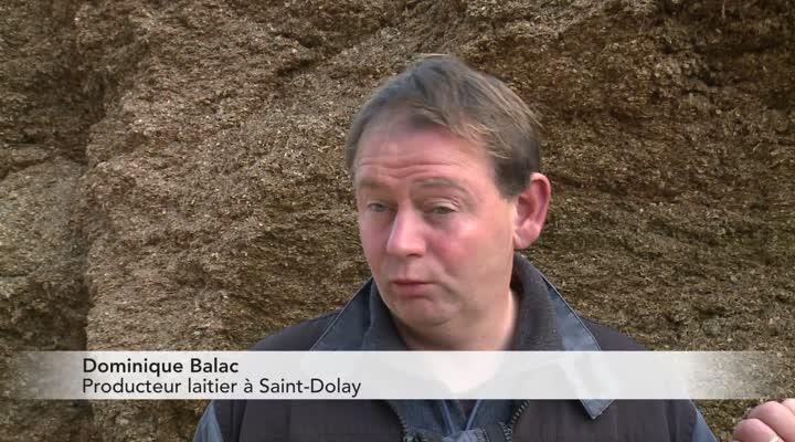 Thumbnail Les agriculteurs du Morbihan touchés par la sécheresse