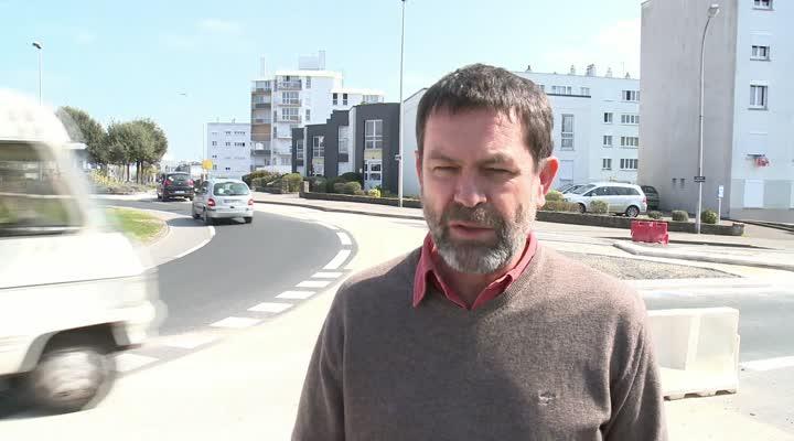 Thumbnail Vélo à Lorient : des aménagéments en cours
