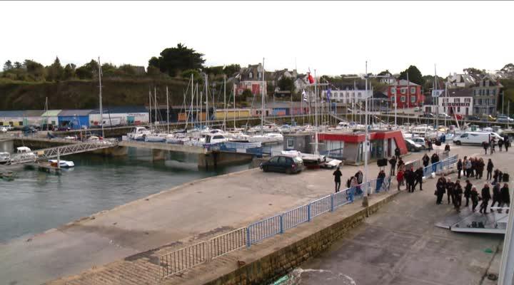 Thumbnail Desserte des îles : inauguration du Breizh Nevez