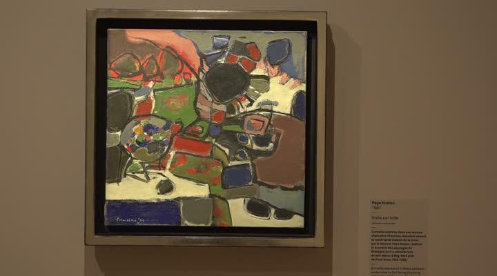 Thumbnail A Pont-Aven, lumière sur l'oeuvre colorée de Corneille