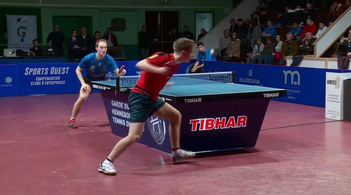Thumbnail LDC Hennebont - Elsov  (3-0) : l'interview de Cédric Nuytinck