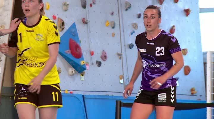Thumbnail (N2F) Lanester Handball : La montée (in)attendue