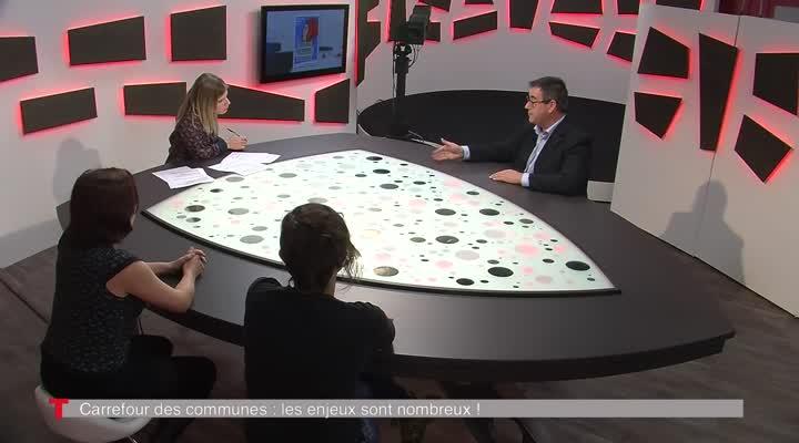 Thumbnail Réaction de Dominique Cap, président de l'Association des maires du Finistère sur la manifestation