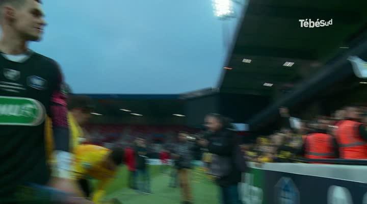 Thumbnail Coupe de france : le Stade pontivyen savoure malgré l'élimination