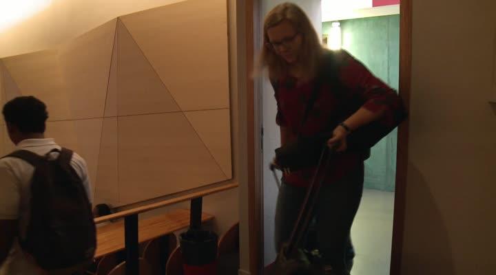 Thumbnail Les étudiants étrangers prennent leurs marques à l'université de Bretagne sud
