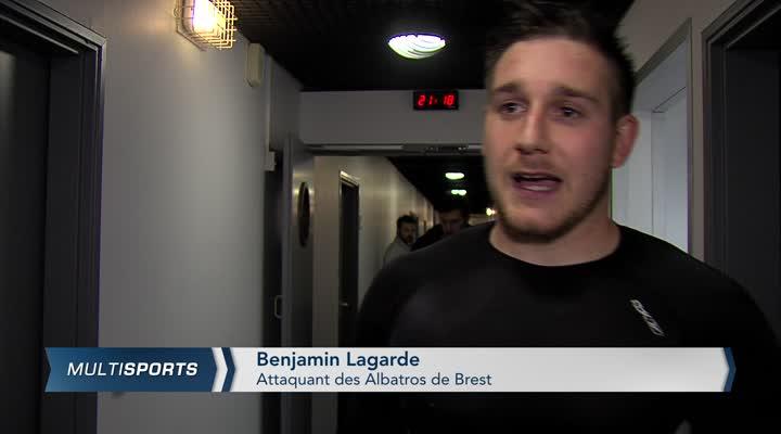 Thumbnail Hockey-sur-glace (D1) : Les Albatros en vol pour retrouver la Magnus ?
