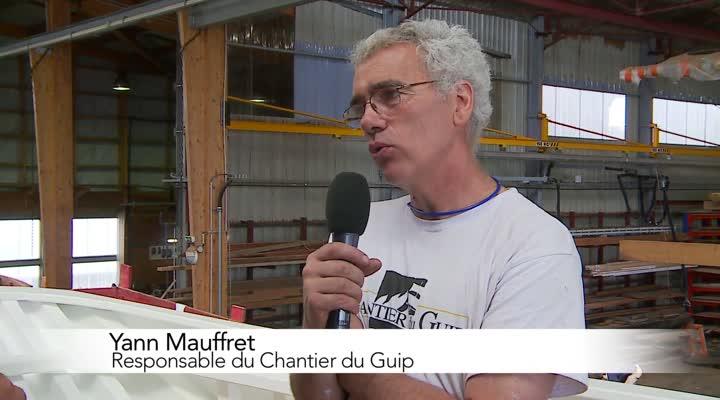 Thumbnail Fêtes maritimes de Brest : la renaissance de l'Audiernais