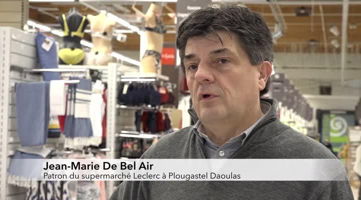 Thumbnail Coronavirus : des supermarchés ouverts à des heures spécifiques pour les plus de 70 ans