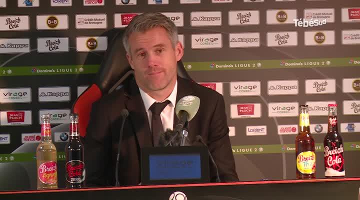Thumbnail Lorient remporte le derby face à Brest avec autorité