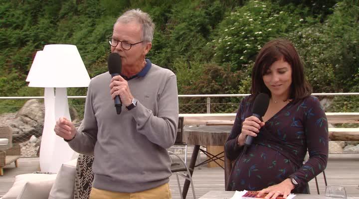 Thumbnail Le Café de la Marine du Télégramme, Spécial Solitaire du Figaro