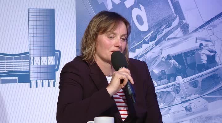Thumbnail Le Café de la Marine du Télégramme avec Marie Riou