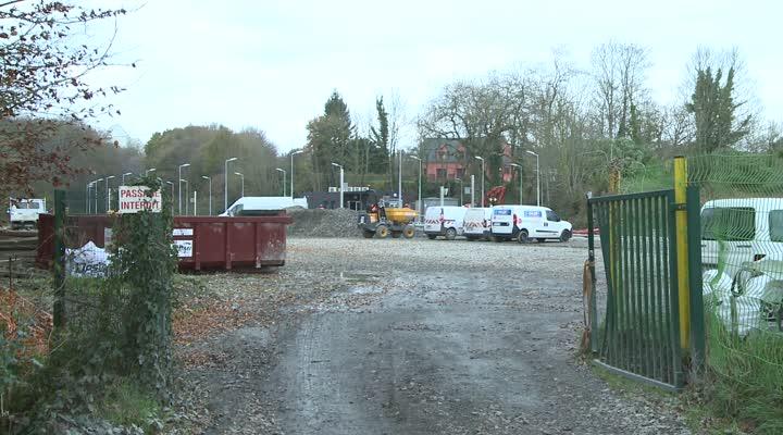 Thumbnail Ligne Brest-Quimper : où en sont les travaux ?