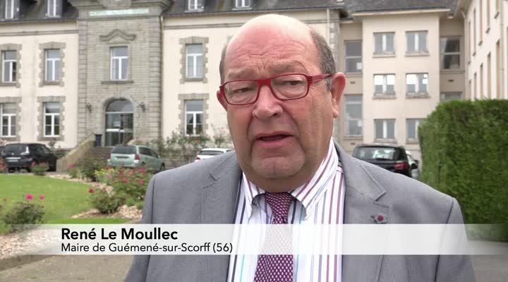 Thumbnail Hôpital de Guémené-sur-Scorff : la construction officialisée