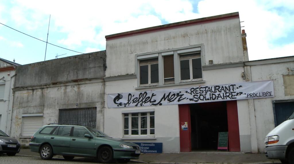 Thumbnail L'Effet Mer : un resto solidaire sur le port de lorient