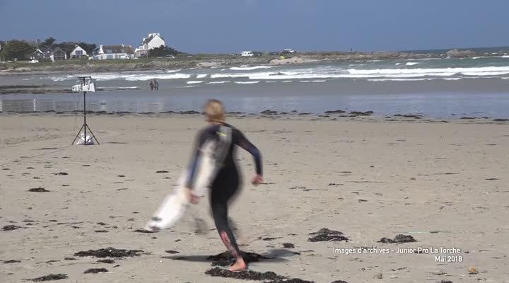 Thumbnail JO 2024 : La Torche veut accueillir le surf