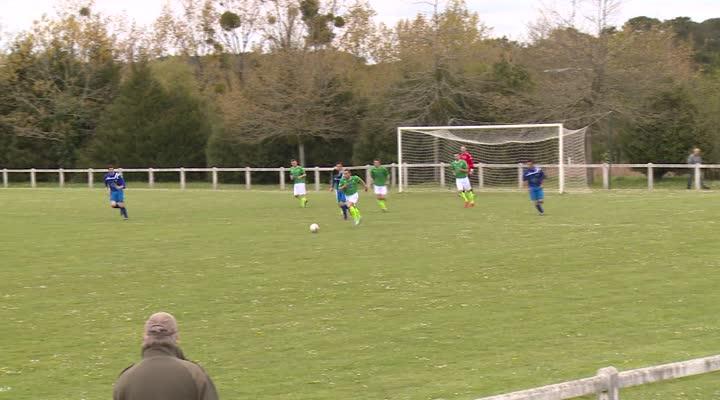 Thumbnail Monterblanc s'impose à Landaul et accède à la demie-finale