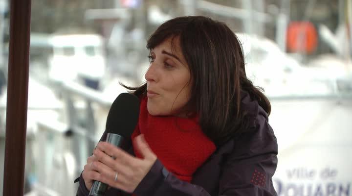 Thumbnail Le Café de la Marine du Télégramme spécial Grand Prix Guyader