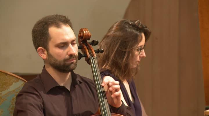 Thumbnail L'académie de musique ancienne accompagne les jeunes professionnels
