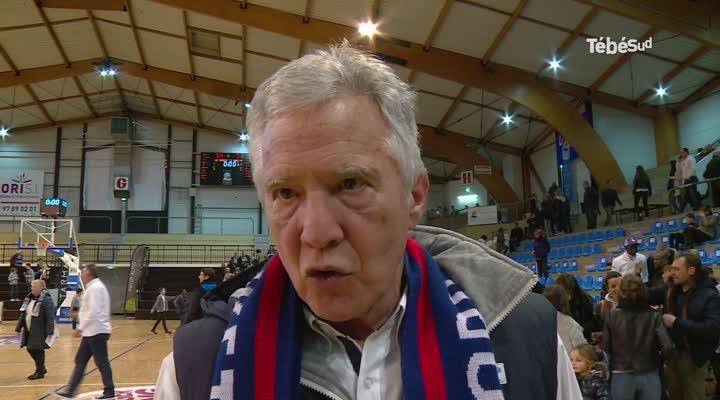 Thumbnail (NM1) : Après sa victoire sur Sorgues, le Cep lorient Basket-Ball se rapproche un peu plus de son objectif
