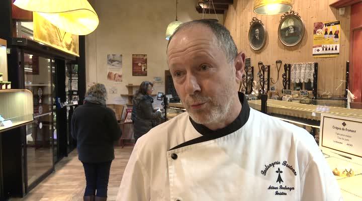 Thumbnail Les boulangers ouverts 7j/7, dans le Finistère, la fédération est contre