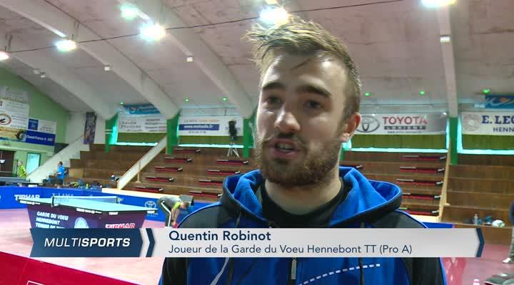 Thumbnail (Pro A)  Garde du Voeu Hennebont Tennis de table : Nuitynck veut gagner des titres