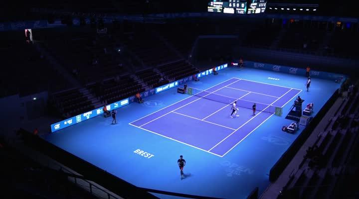 Thumbnail Open de Tennis de Brest, un tournoi qui prend de l'ampleur