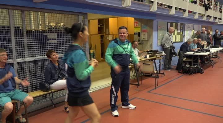 Thumbnail Quimper Cornouaille Tennis de table : Li Xue, retour gagnant ?