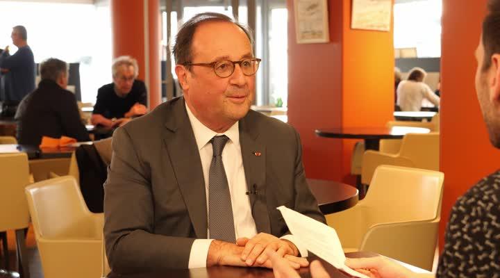 Thumbnail Hollande : Candidat en 2022 ?