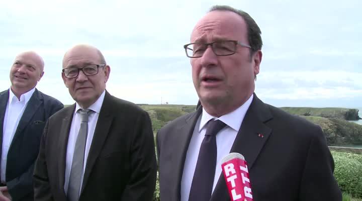 Thumbnail Hollande et les vents contraires