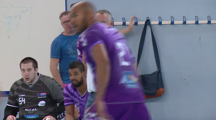 Thumbnail Lanester Handball (N1M) : Pierre Prioux prend position