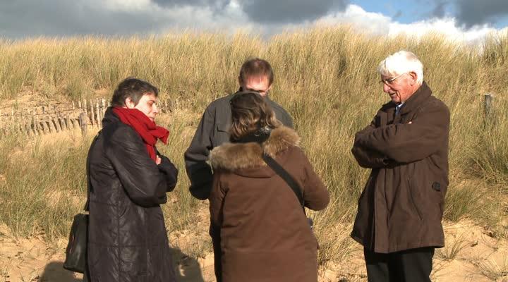 Thumbnail Arc dunaire de Gâvres à Quiberon : vers l'obtention d'un label