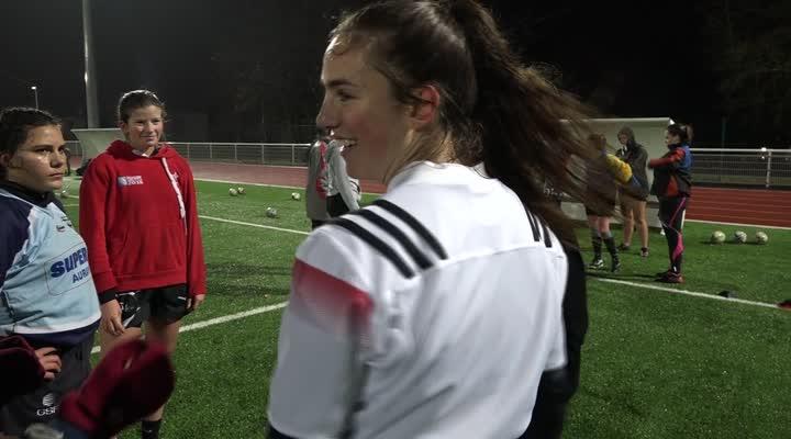 Thumbnail Rugby U18 : les cadettes du pays de Brest nominées pour