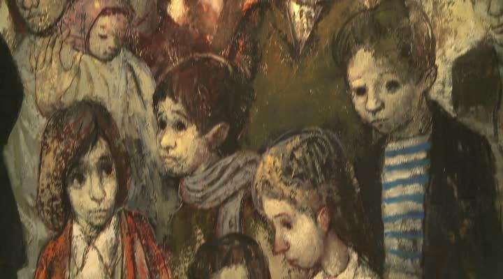 Thumbnail L'enfant dans la peinture bretonne au Musée du Faouët