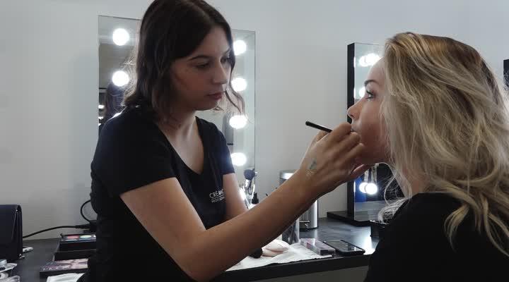 Thumbnail Lancement d'une école de maquillage à Quimper