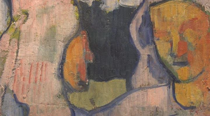 Thumbnail Un Paul Gauguin et un Emile Bernard aux enchères à Brest