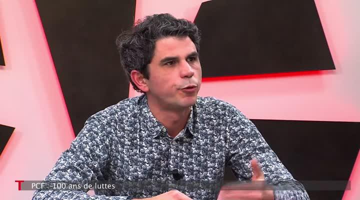 Thumbnail Instant Politique : Ismaël Dupont, secrétaire départemental du PCF