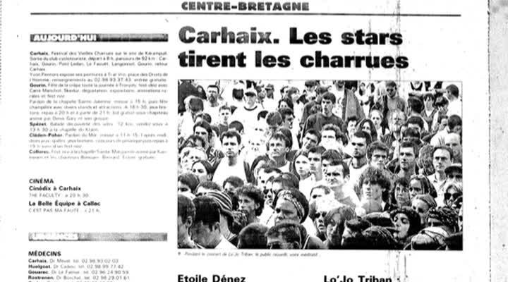 Thumbnail Vieilles Charrues : la 25e édition est ouverte