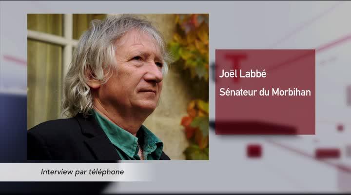 Thumbnail NDDL : le sénateur Joël Labbé soulagé