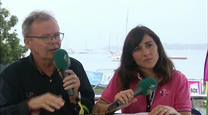 Thumbnail Le Café de la Marine du Télégramme - Route du Rhum - Episode Arrivée Guadeloupe