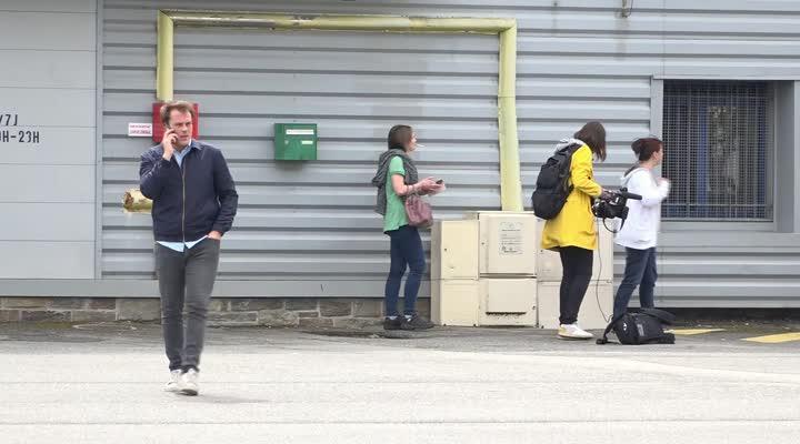 Thumbnail Accident mortel à Lorient : le chauffard présumé interpellé