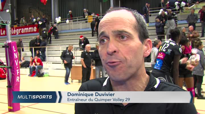 Thumbnail (LAF) Quimper volley se donne de l'air